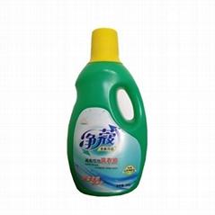 净蔻高能低泡洗衣液
