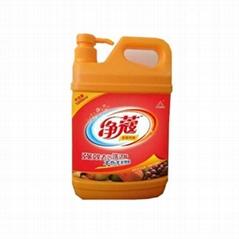 净蔻强效去污柠檬香型洗洁精1.5kg/瓶