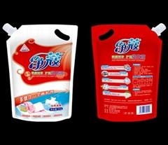 净蔻深层洁净护理洗衣液1kg/袋 温和不伤手