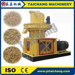 1 ton/hour wood pellet plant