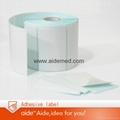 Self-adhesive thermal label  2