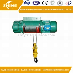 Hot saling 1t 6m electric hoist 220v