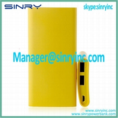 Portable Power Bank Charger for Mobile Phone PB06
