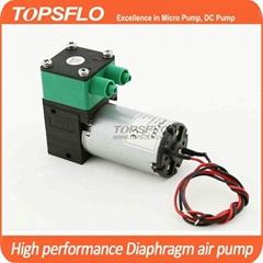 TOPSFLO dc mini air pump essential aroma diffuser TM30B-A