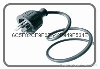 85A阻燃TPEUL62/UL758线缆TPE料  1