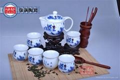 精品陶瓷茶具