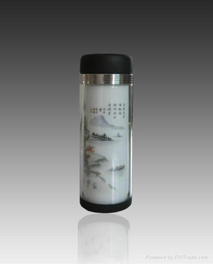 單位禮品陶瓷茶杯 1