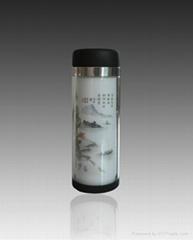 单位礼品陶瓷茶杯
