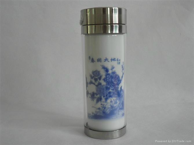 單位禮品陶瓷茶杯 2