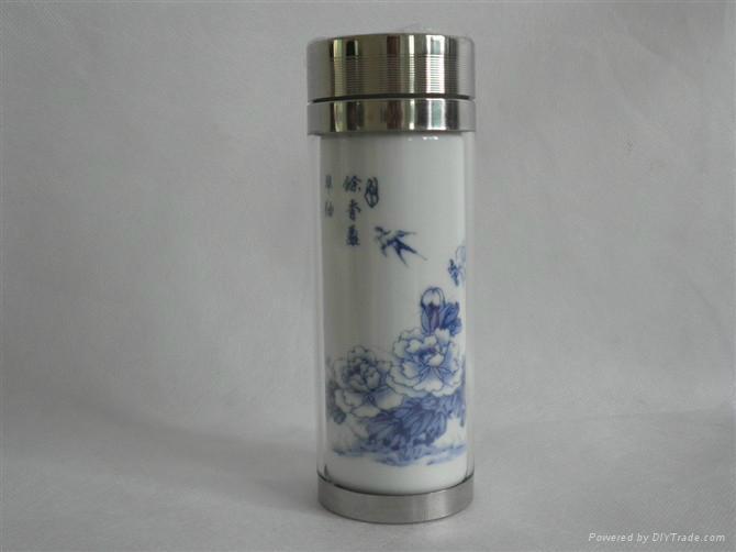 單位禮品陶瓷茶杯 3
