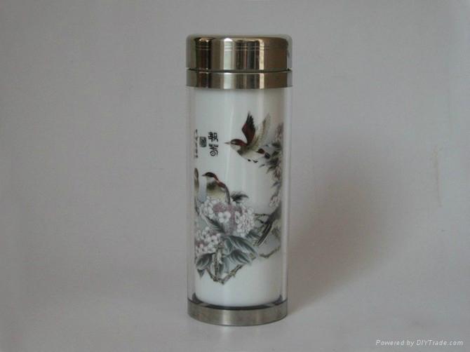單位禮品陶瓷茶杯 4