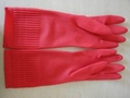 latex rubber household gloves for sale 1