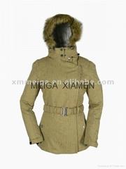 women coat  winter jacket sport wear