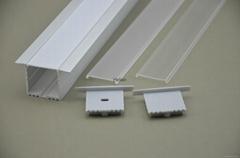 LED aluminum profile 017