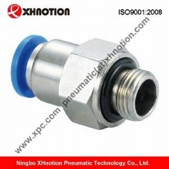 Pneumatic Fittings Push in Fittings Professional Pneumatic Factory