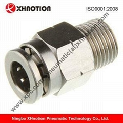 brass push in tube fitting-China air hose fitting,brass pipe fitting