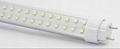 High lumen 25W T8 LED tube light