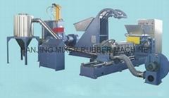 PE Masterbatch Compounding Machine Line