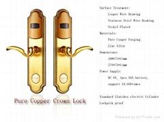 RF Hotel locks