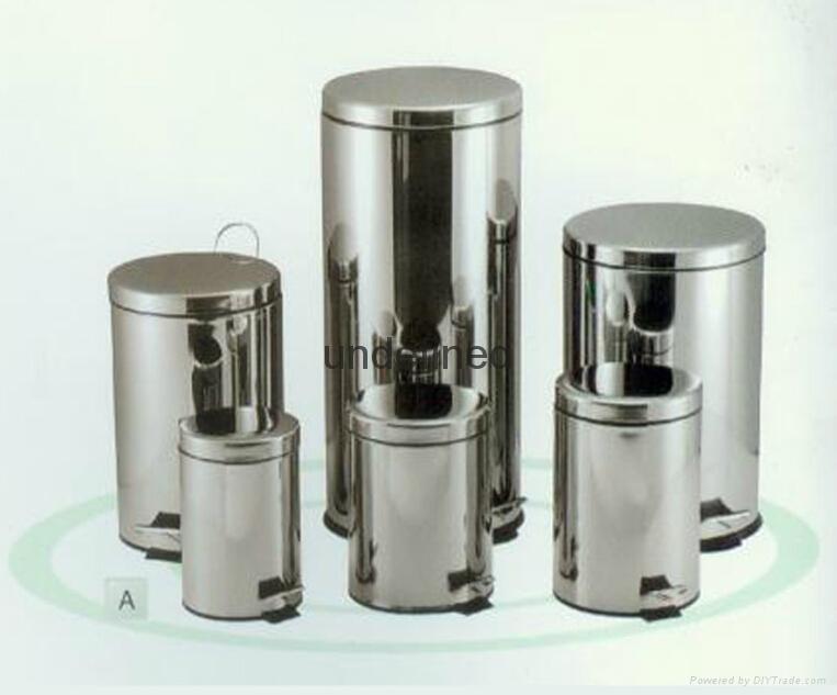 Stainless steel Pedal Bin 2