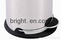 Stainless steel Pedal bin with soft colse- 2014 new design 2