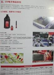 LCD與LCM專用UV膠