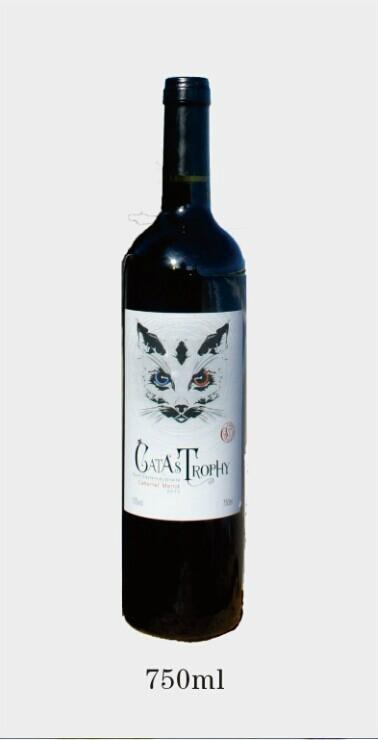 澳洲卡多菲干红葡萄酒  2