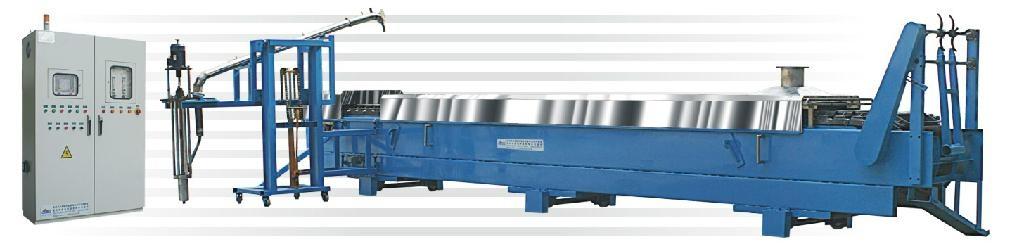 Magnesium&Magnesium alloy production machine 1