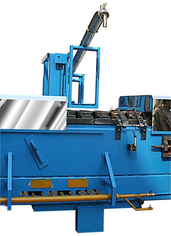 Magnesium&Magnesium alloy production machine 3