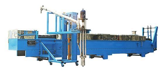 Magnesium&Magnesium alloy production machine 4