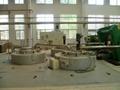 Magnesium alloy continuous casting machine 3