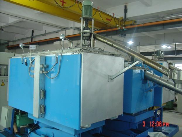 750kg auto dosing furnace 3
