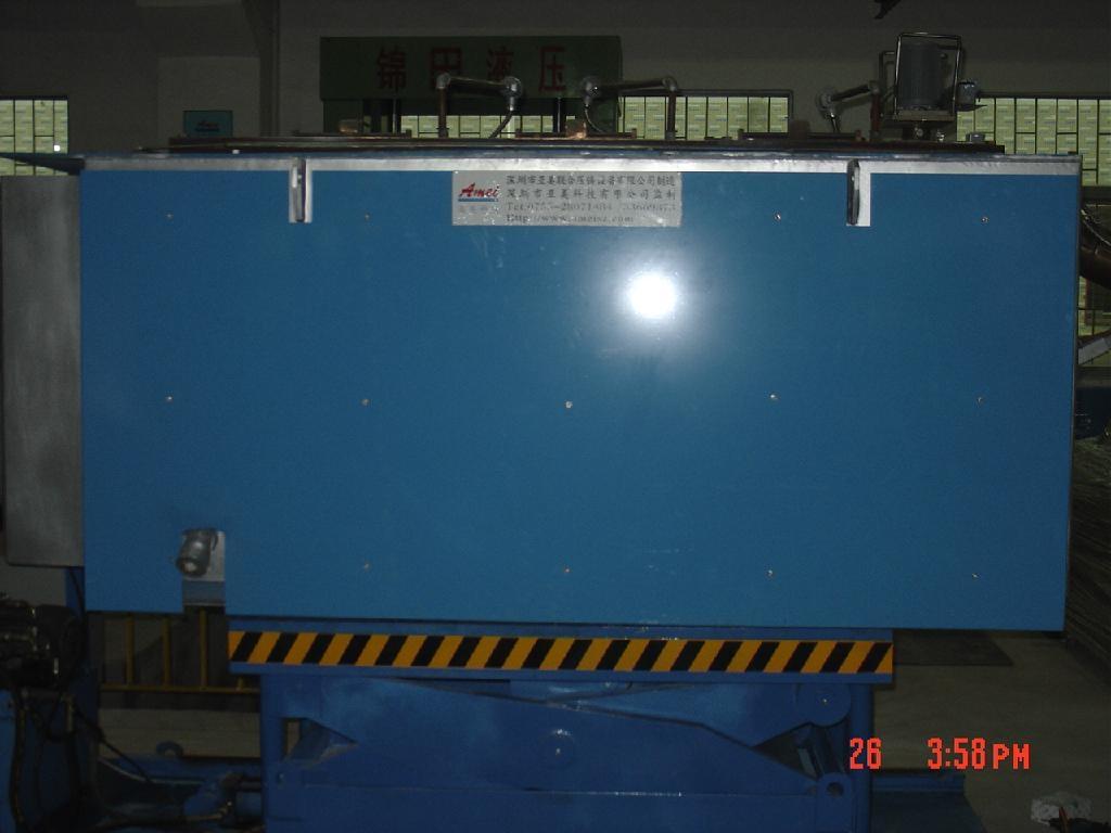 Magnesium Melting furnace 2