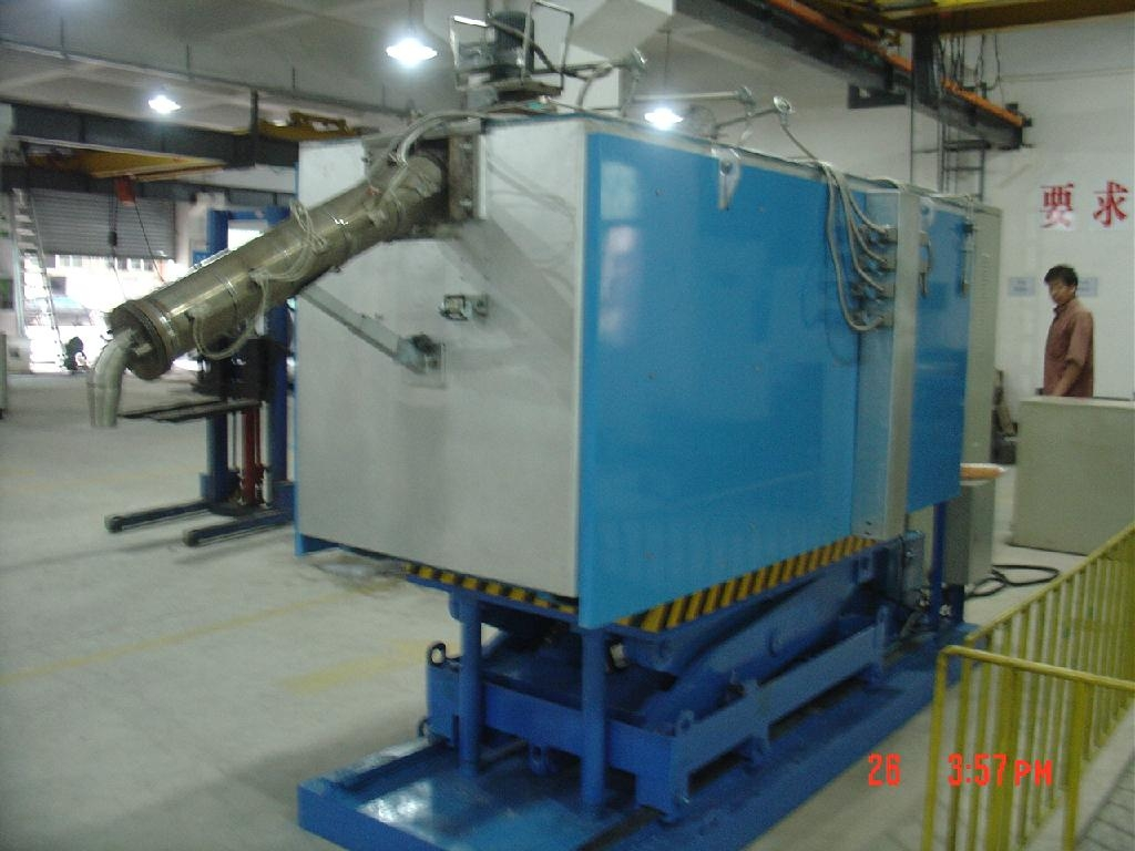 Magnesium Melting furnace 4