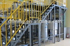 Magnesium alloy rod semi-continuous casting systems
