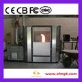 glass melting furnace