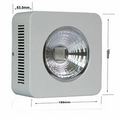 Latest tech COB led grow light with reflector
