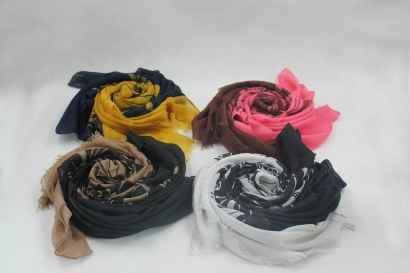 2015新款春秋流行時尚熱賣圍巾 4