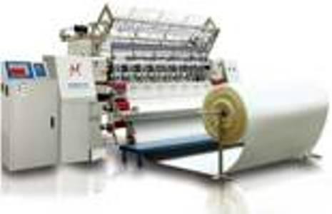 HY-64-2A, HY-94-2A Lock Stitch Multi-needle Quilting Machine  1