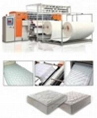 HY-W-DGN Computerized Chain Stitch Multi- functional Quilting Machine