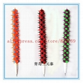 silicone rubber spike rainbow ball point pen 5