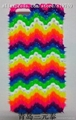 rainbow silicone spike iphonecover