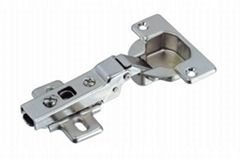 H216 Snap-on hinge for thick door 92°