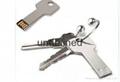 Genuine Chip  Key USB Flash Drive