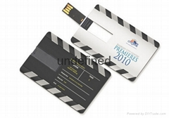 Customized Gifts USB Card USB Flash Drive USB Gadget 2014