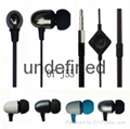 cell phones accessories 3.5mm wired flat