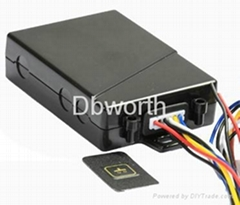 New Designed Motorcycle GPS Tracker T210 with Free Tracking Platform
