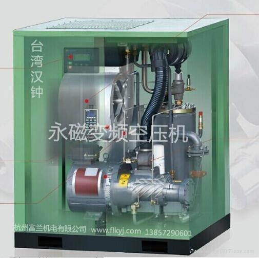 永磁變頻空壓機 1