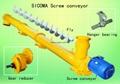 Sicoma screw conveyor