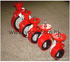 Sicoma Pneumatic Actuator Water Valve